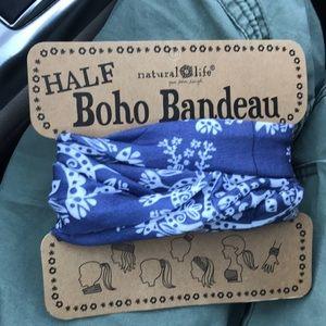 New Natural Life Half Boho Bandeau